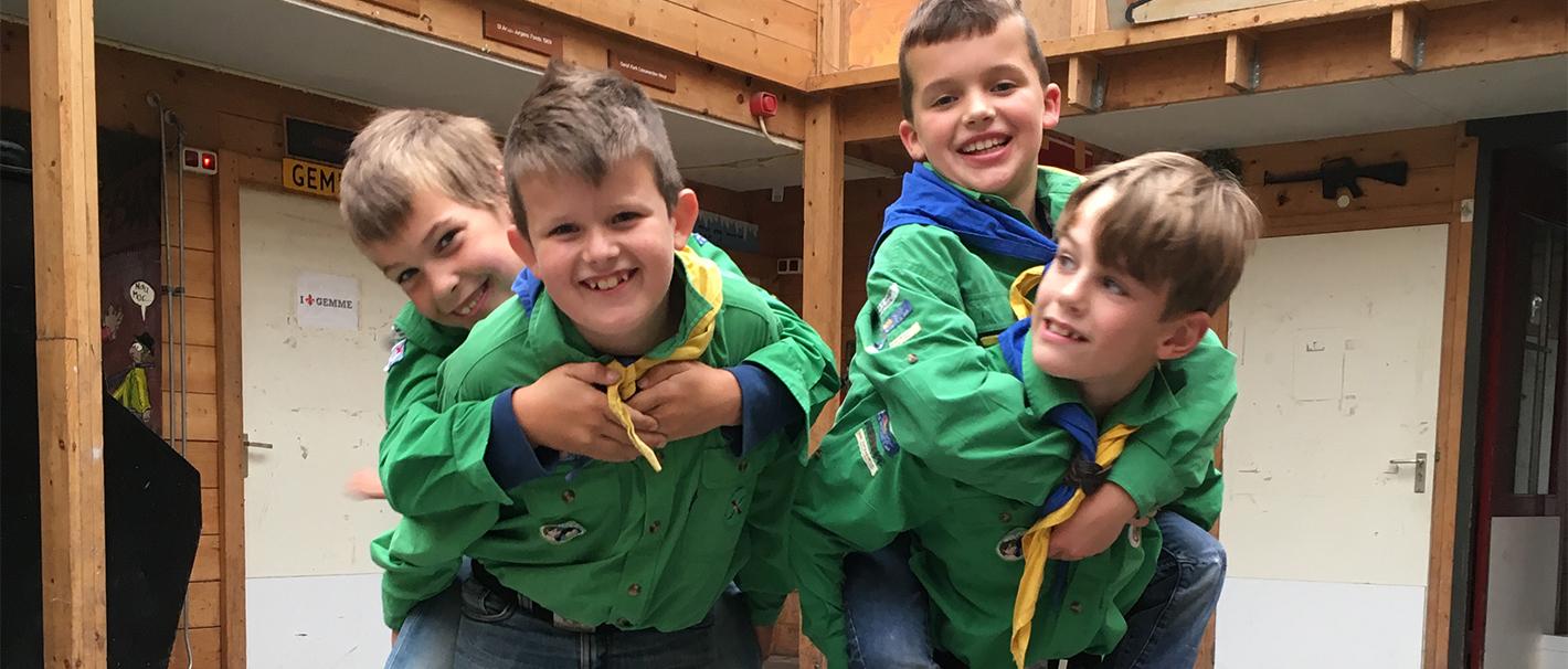 Scouting leeuwarden scoutfit uniform