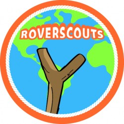 scoutfit insignes roverscouts