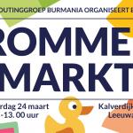 rommelmarkt van burmania 2018