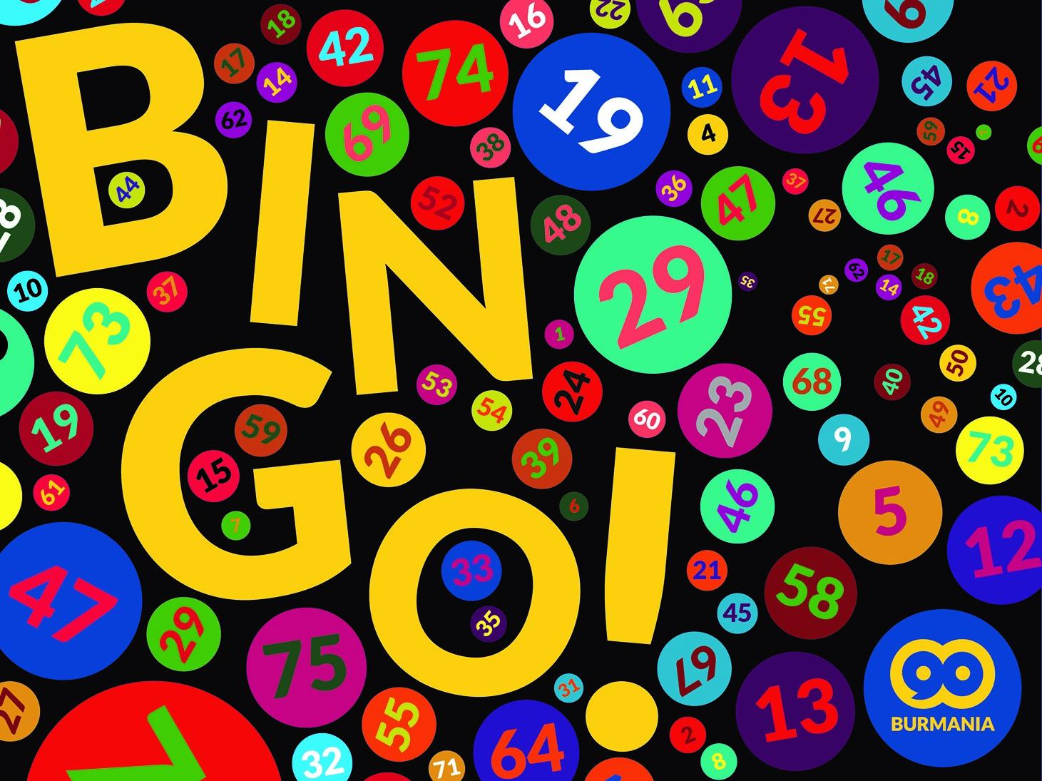 bingo burmania